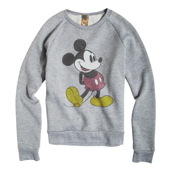 Classic Mickey Mouse Sweatshirt - Polyvore