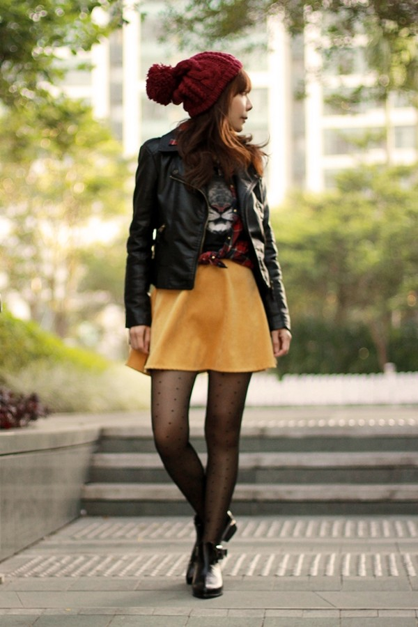 mochaccinoland shirt skirt jacket t-shirt bag shoes