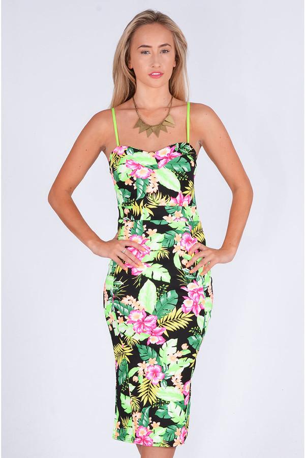 dress ustrendy dress floral floral floral dress ustrendy midi dress bodycon dress bodycon summer print