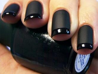 jewels nails nail polish black doormat