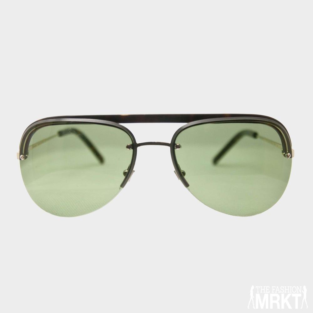Yves Saint Laurent Vintage Aviator YSL 2319 Sunglasses  / TheFashionMRKT