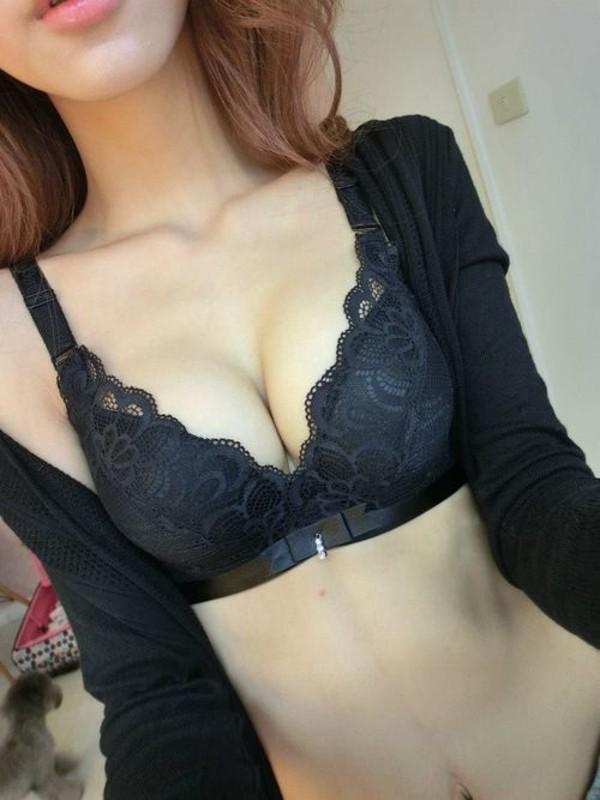 underwear black underwear bra