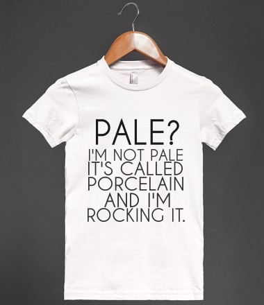 PORCELAIN - glamfoxx.com - Skreened T-shirts, Organic Shirts, Hoodies, Kids Tees, Baby One-Pieces and Tote Bags Custom T-Shirts, Organic Shirts, Hoodies, Novelty Gifts, Kids Apparel, Baby One-Pieces | Skreened - Ethical Custom Apparel