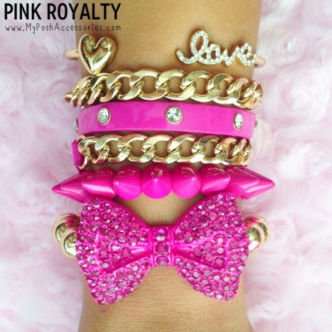 Pink Royalty | Posh Accessories