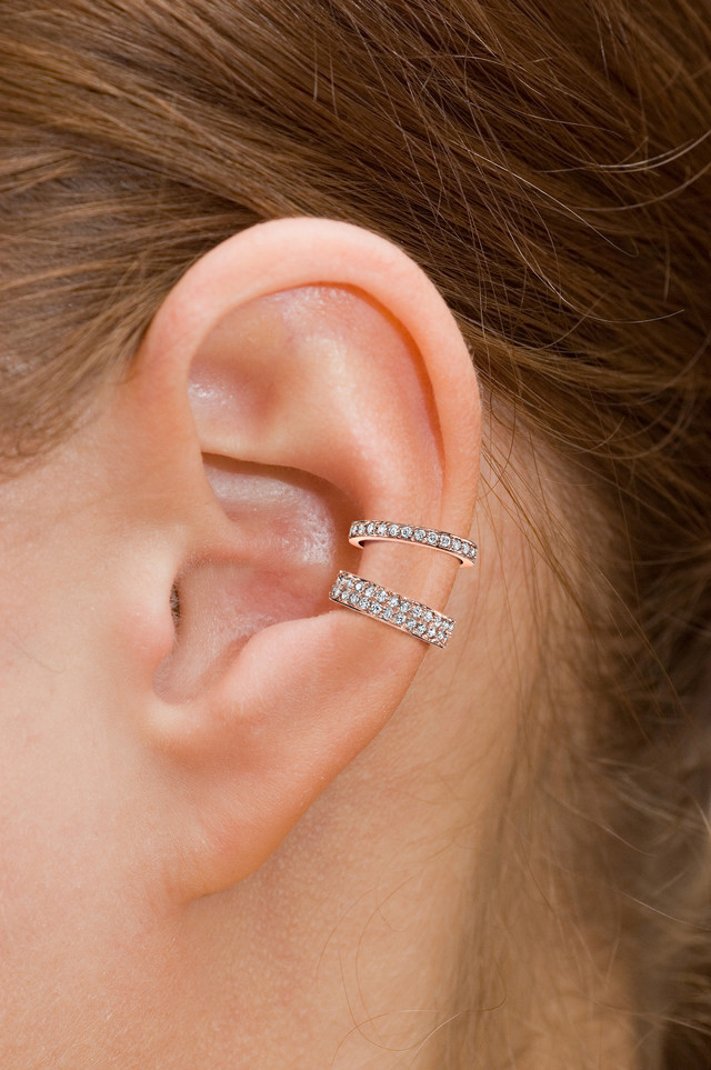 You Have To Try This Trend If You Have A Double Ear