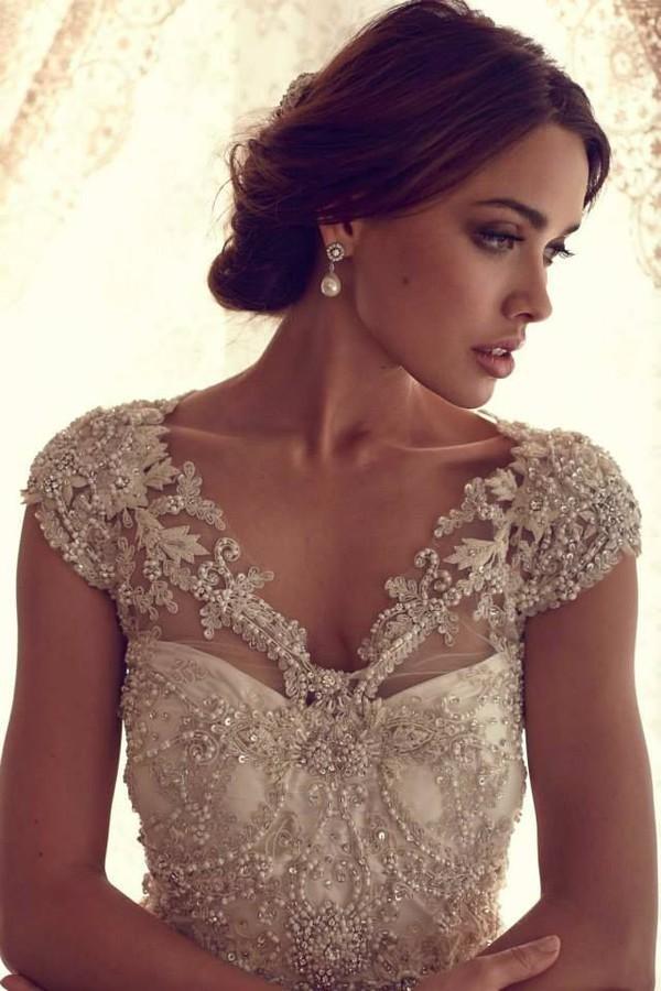 wedding lace wedding dress wedding gown
