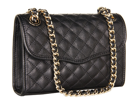 Rebecca Minkoff Diamond Quilt Mini Affair Black 1 - Zappos.com Free Shipping BOTH Ways