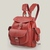 Grafea RED HOT Leather Rucksack