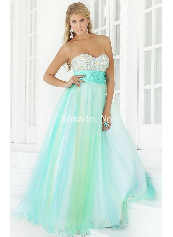 dress organza dress