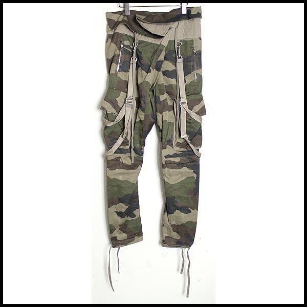 Balmain Homme Camo Parachute Cargo SS11 Jeans Pants Rick RARE Size Small | eBay