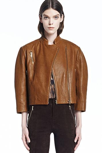 Constance Leather Jacket | J Brand