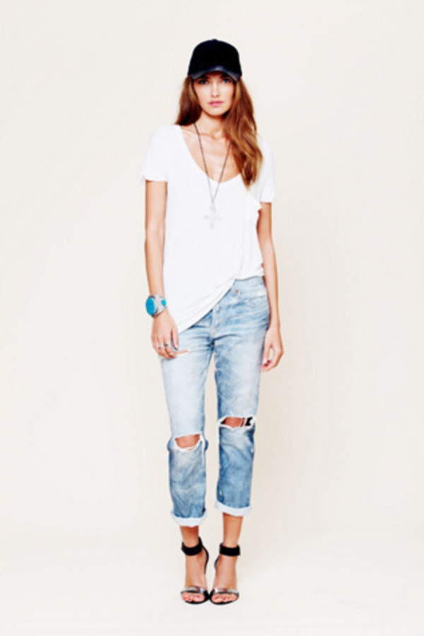 boyfriend jeans bottoms jeans denim nsf apparel accessories clothes pants jeans