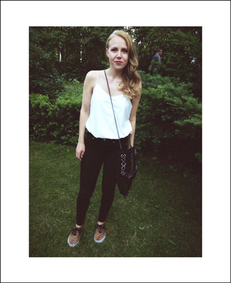 bag top jeans blogger elenita