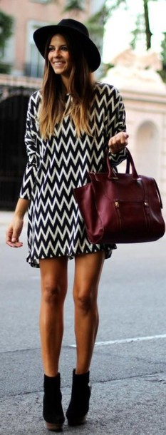 dress shoes hat bag
