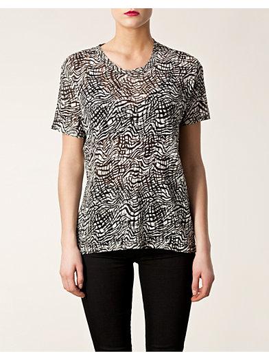 Noah T - Shirt - Iro - Brun - Toppe - Tøj - Kvinde - Nelly.com