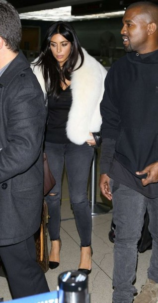 jeans kim kardashian jacket