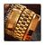 Gold Mens Bracelet-40120 Gold Mens Bracelet Yellow Gold 14k