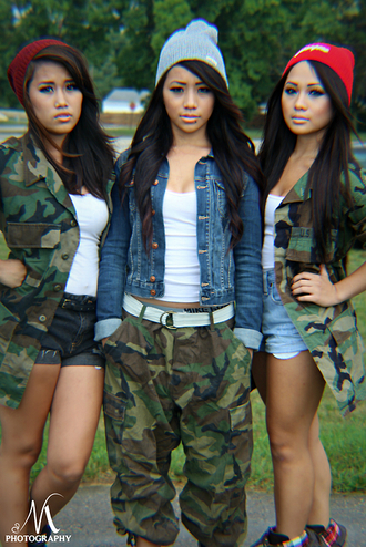 jacket army green jacket camouflage camo jacket shirt winter swag hat pants bottoms baggy green brown camo pants jeans soldier style clothes beanie coat