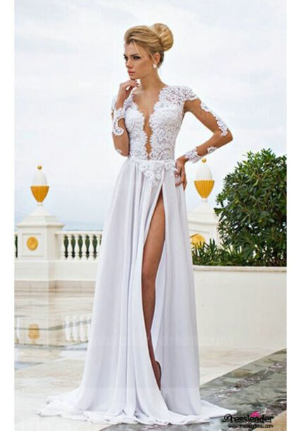 Sleeve prom dresses cheap