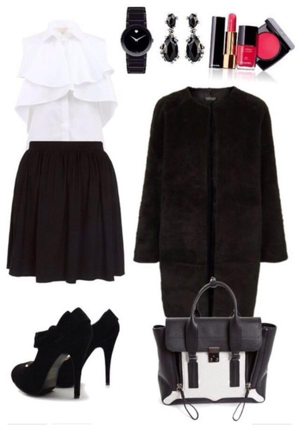 shirt сумка обувь bag blouse shoes jewels
