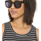 Karen walker super duper strength sunglasses   shopbop