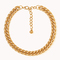 Oversized chain necklace   forever21 - 1015036642