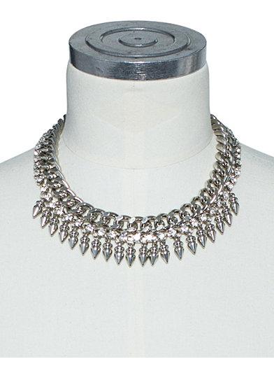 Kelly Necklace - Notion 1.3 - Silver - Smycken - Accessoarer - Kvinna - Nelly.com