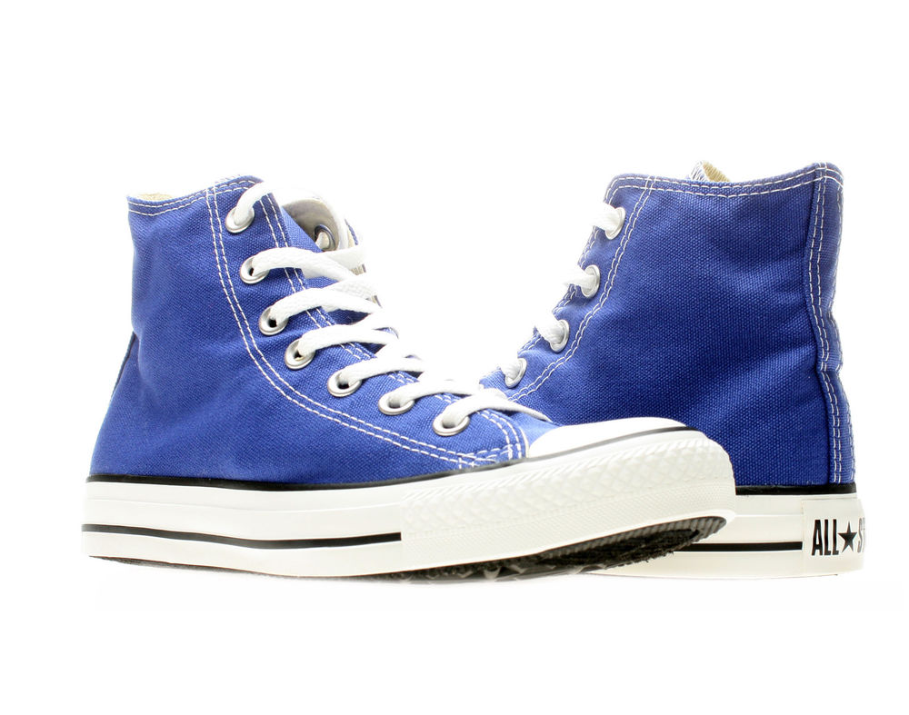 Converse Chuck Taylor All Star Deep Ultramarine High Top Sneakers 136502F | eBay