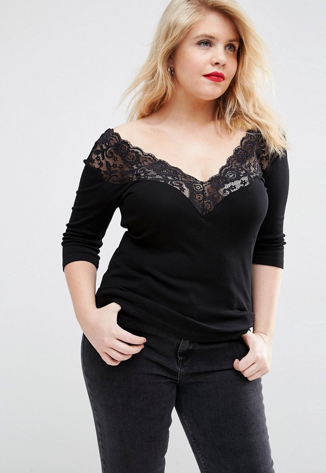 220ad63df76a 26 Sexy Date Night Tops To Last You Until Fall - Wheretoget