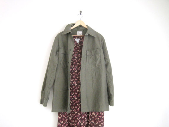 vintage 1980s authentic netherland dutch olive by helloambition