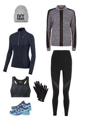 jacket leggings workout running shoes running tights workout leggings beanie ivy park sports bra