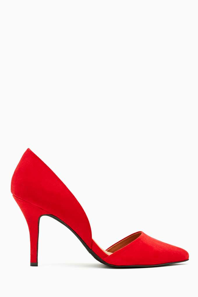 Shoe Cult Siren Pump in  What's New Nasty Gal Featured Picks at Nasty Gal