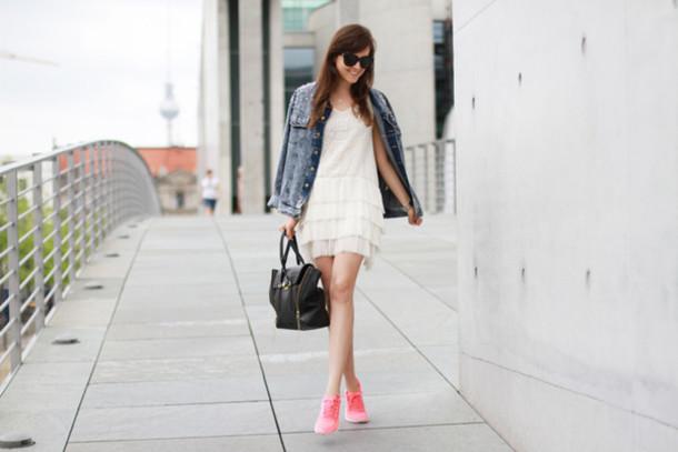 style scrapbook dress shoes jacket bag sunglasses