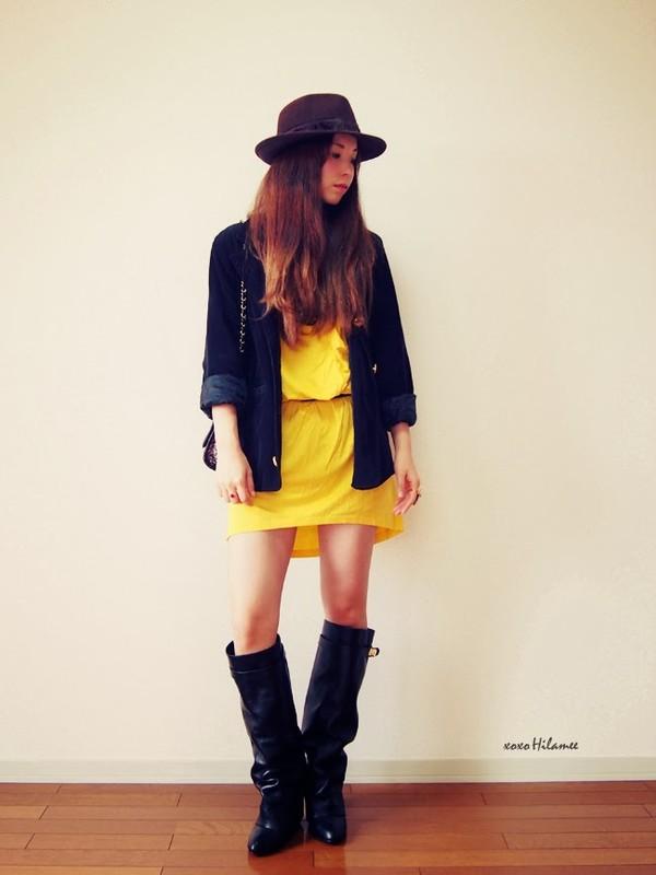 xoxo hilamee t-shirt shoes jacket bag hat sunglasses