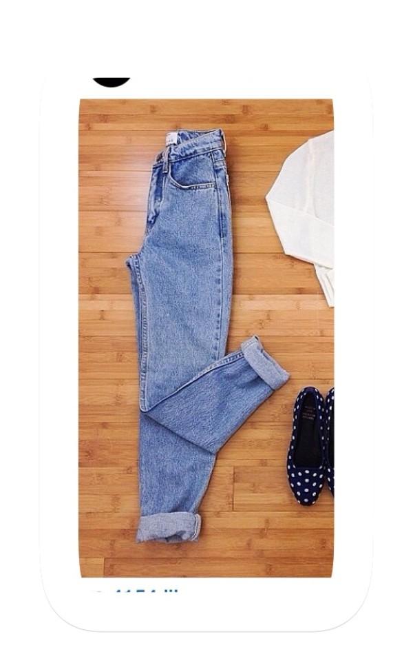 jeans mystyle american apparel boyfriend jeans