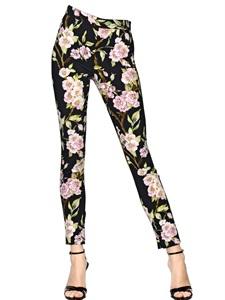 TROUSERS - DOLCE & GABBANA -  LUISAVIAROMA.COM - WOMEN'S CLOTHING - SPRING SUMMER 2014