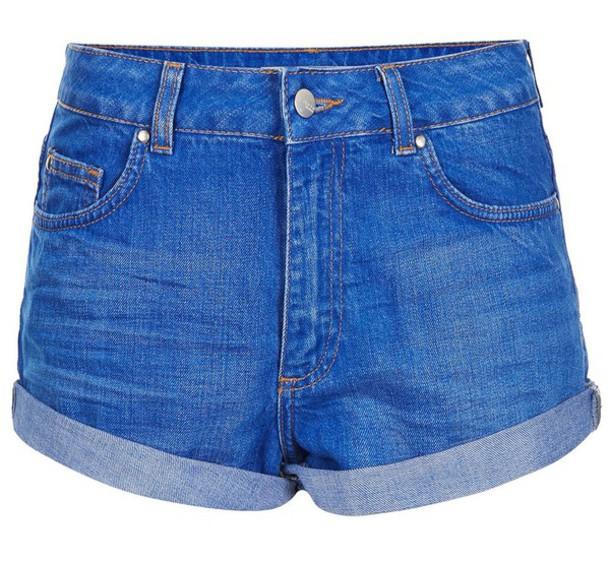 shorts denim shorts denim High waisted shorts rolled cuffs blue shorts hipster shorts summer shorts cute