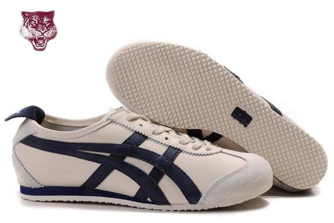 Men's Onitsuka Tiger Kanuchi Beige Black Shoes