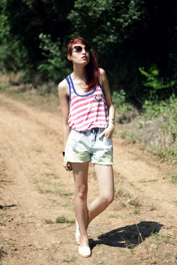 my name is glenn shirt shorts shoes sunglasses