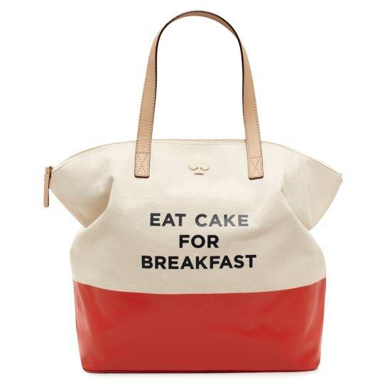 kate spade   eat cake for breakfast terry on Wanelo