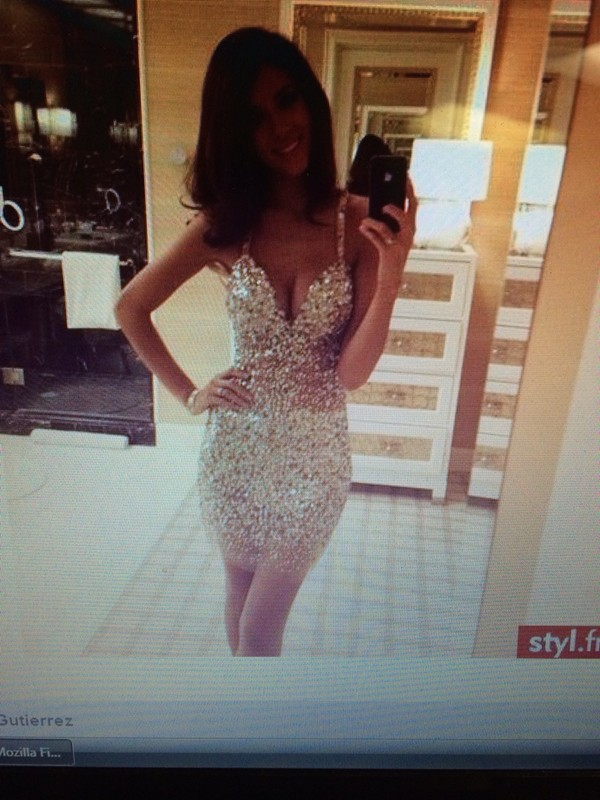 dress silver sequin dress spagetti straps new year's eve