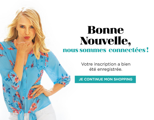 Blouse col montant-Femme-BALSAMIK | balsamik.fr