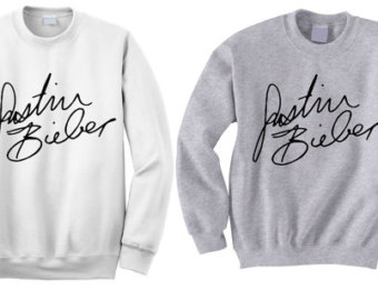 Popular items for justin bieber shirt on Etsy