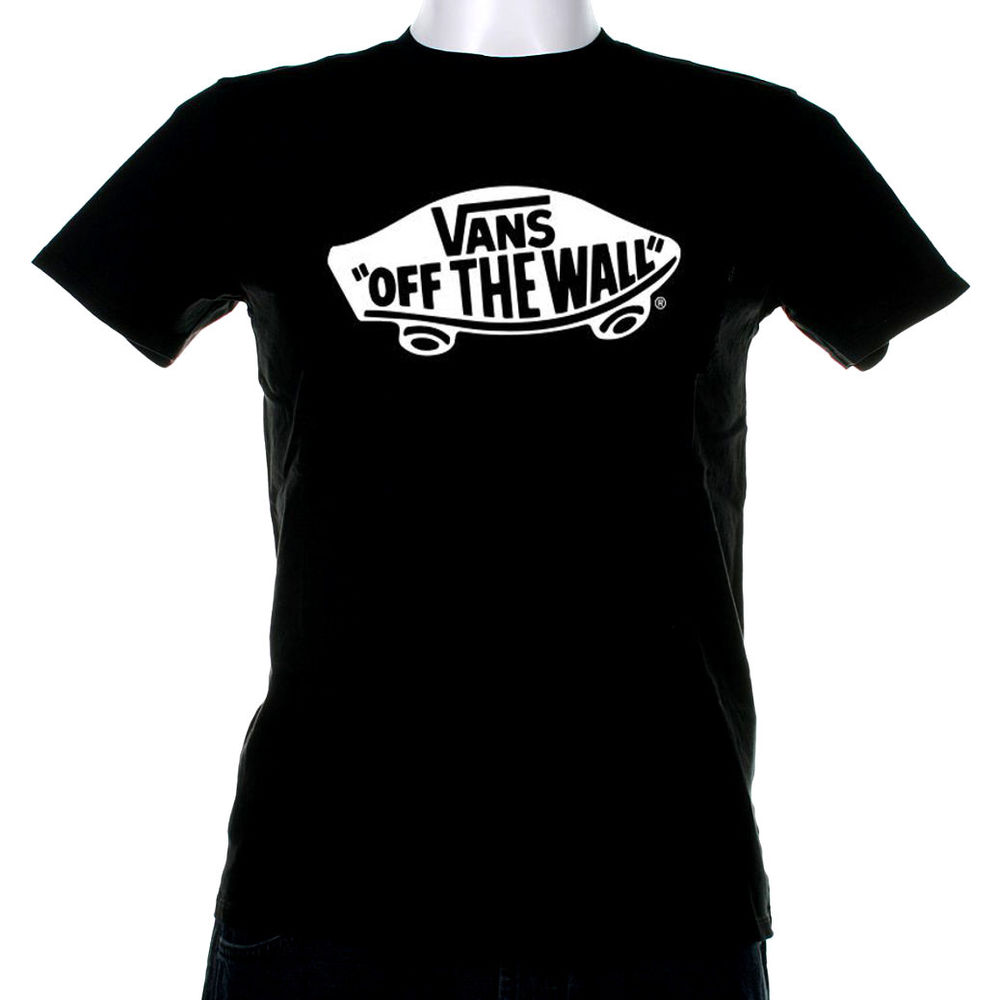 VANS OF THE WALL camiseta t-shirt SELECT YOUR COLORS S M L XL skate snow bmx dc | eBay