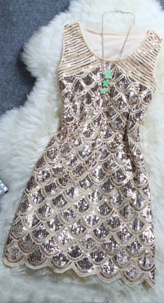 dress sequins PLL Ice Ball new year's eve party dress sequin dress