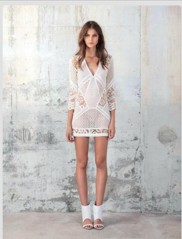 dress lace dress summer
