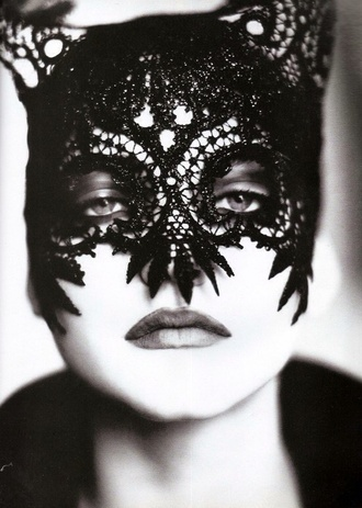 hat lace black lace catwoman halloween costume mask sexy halloween accessory