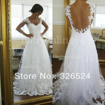 Aliexpress.com : Buy vestidos de fiesta high neck lace applique see through sexy mermaid prom dress vestidos de gala special occasion dresses PD01 from Reliable dresses 2011 suppliers on Dress Just  For You.