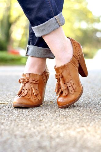 shoes brown shoes keiko lynn