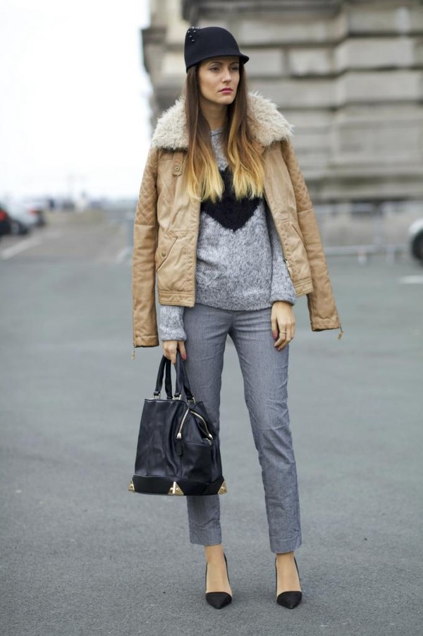 from brussels with love shoes pants sweater jacket bag jewels